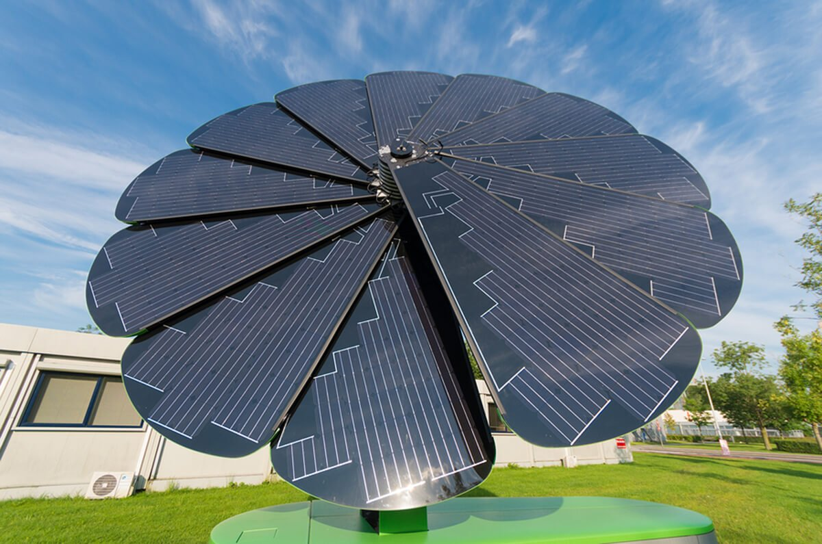 Foldable Solar Panels