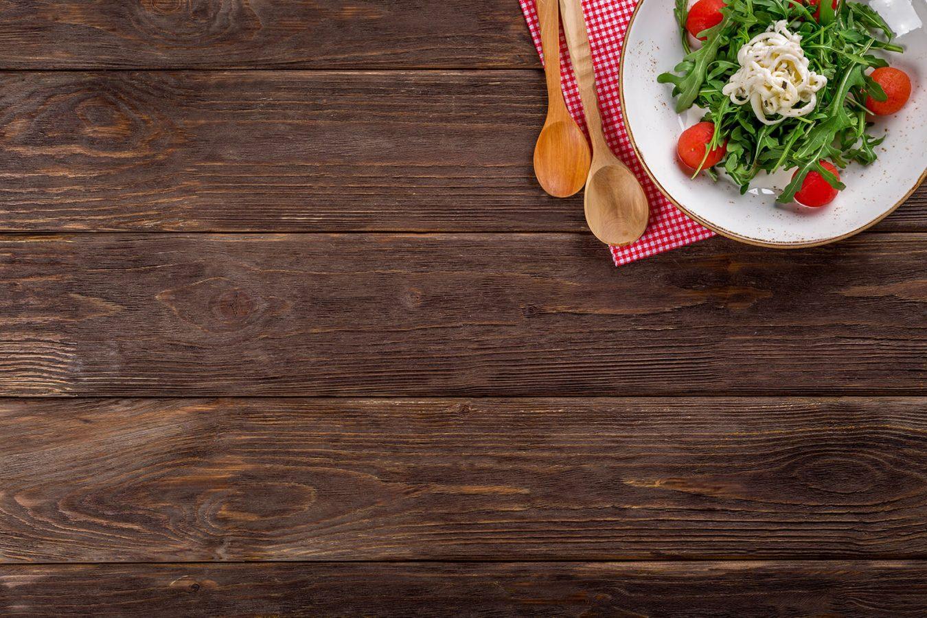 solid wood kitchen floor